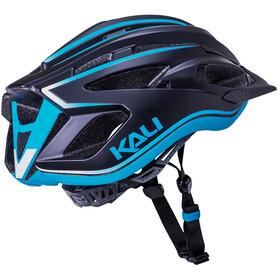 Kali Alchemy casco per bici blu/nero